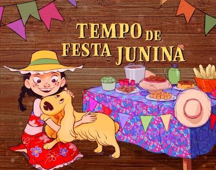 Livro sobre tradições da festa junina é lançado na Feira do Livro
