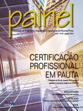 Painel 257 – agosto de 2016