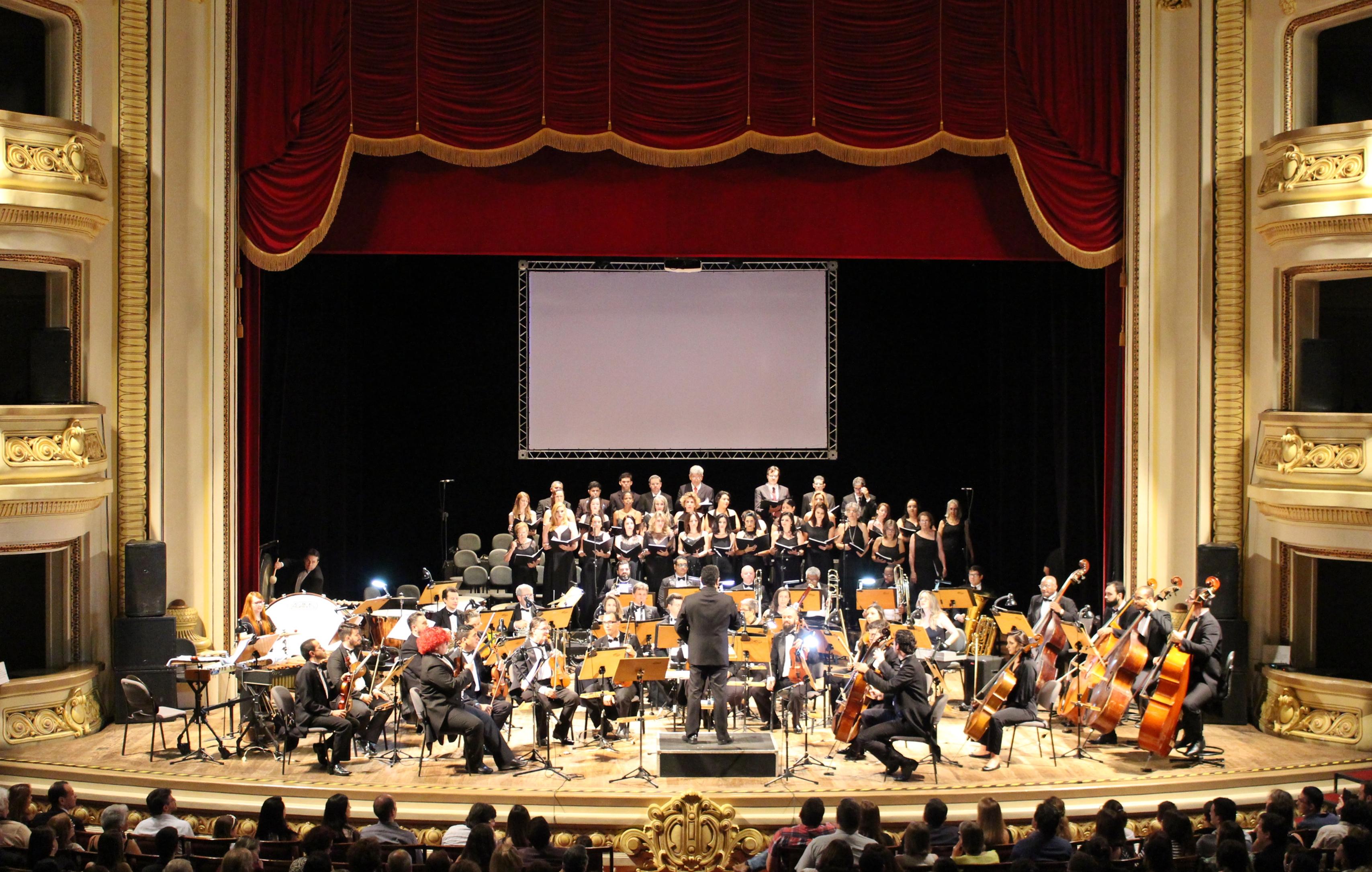 Sinfônica de Ribeirão apresenta Missa de Mozart na Igreja Santo Antônio