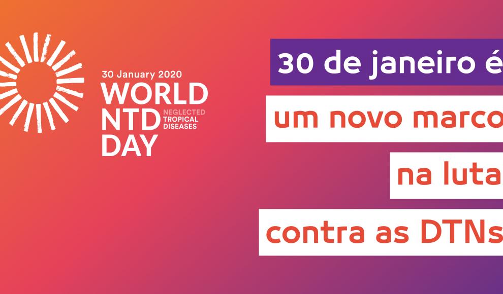 Sociedade Brasileira de Hansenologia é parceira oficial do 1o Dia Mundial das Doenças Tropicais Negligenciadas