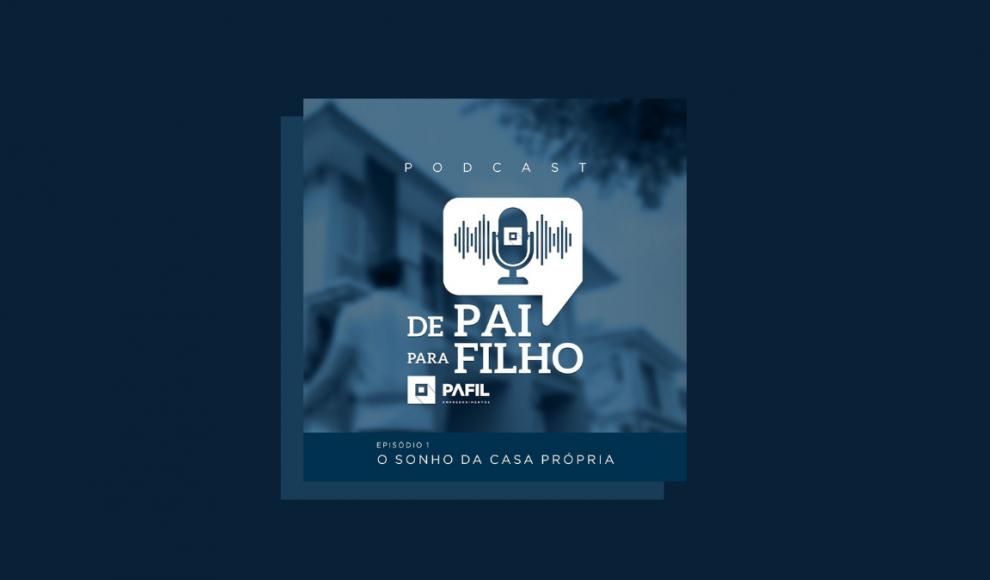 Podcast ensina que é possível financiar imóvel com renda a partir de R$ 2 mil
